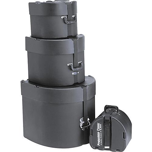 Protechtor Cases Protechtor Classic Tom Case 10 X 10 in. Black