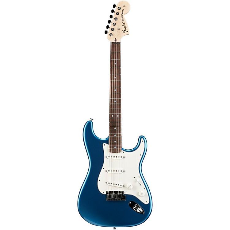 Fender Custom ShopProto Stratocaster Electric Guitar with Rosewood FingerboardAged Lake Placid BlueRosewood