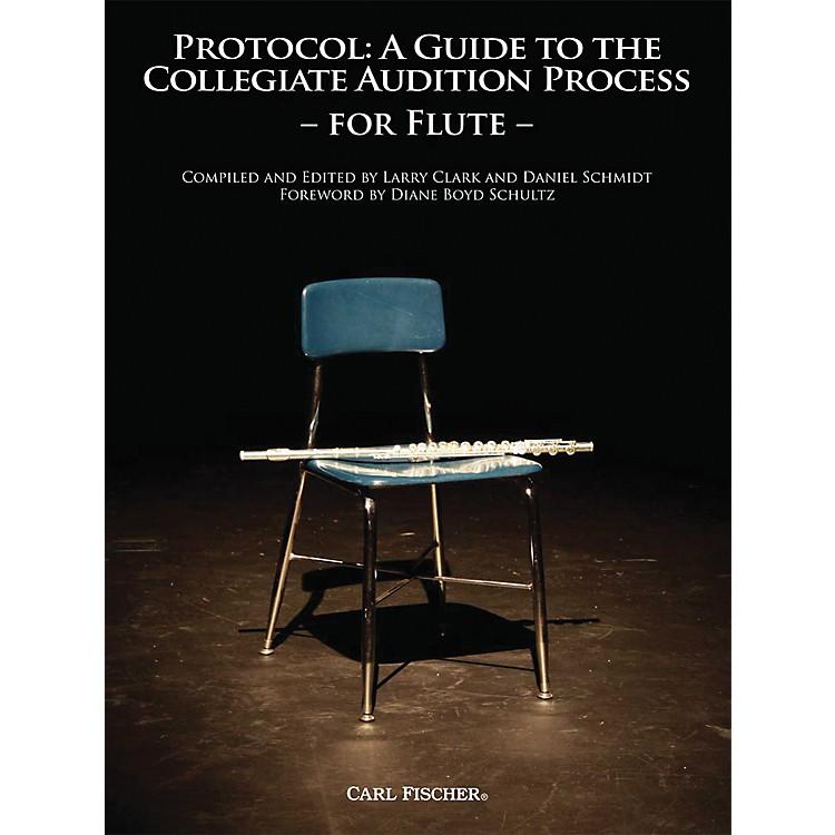 Carl FischerProtocol: Flute Book
