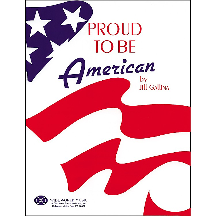 Shawnee Press Proud To Be An American Accompaniment/Performance Cd Teachers Manual