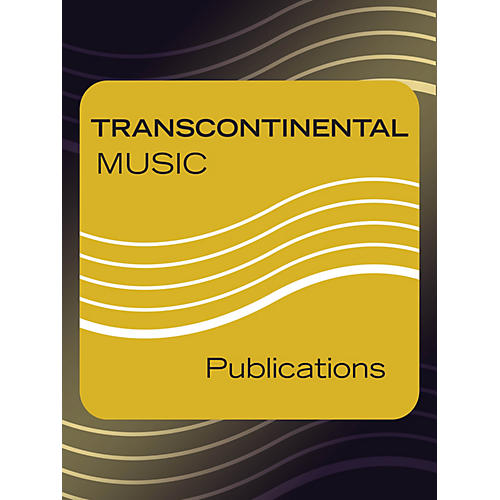 Transcontinental Music Psalm 150 (Hal'luyah) SATB Composed by Erik Contzius-thumbnail