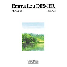 Lauren Keiser Music Publishing Psalms for Piano LKM Music Series