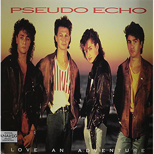 Alliance Pseudo Echo - Love An Adventure (Funkytown)