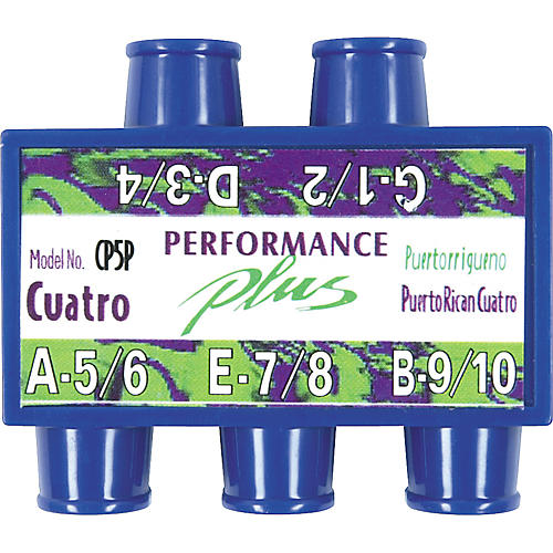 Performance Plus Puerto Rican Cuatro Pitch Pipe-thumbnail