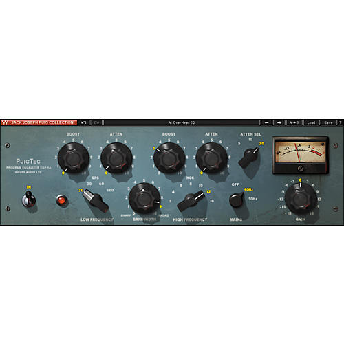Waves PuigTec Native