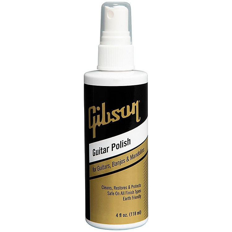 Gibson Pump Polish for Guitars, Banjos, Mandolins