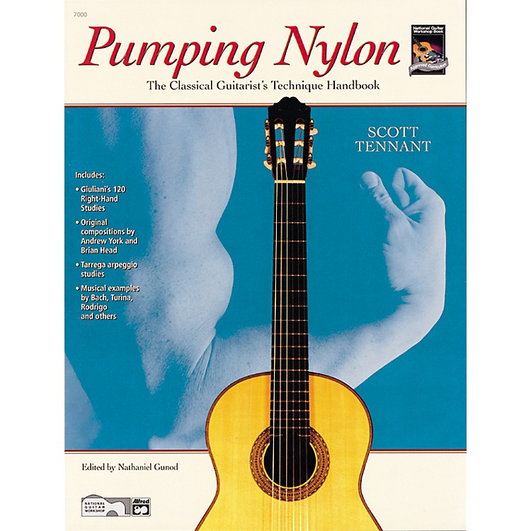 AlfredPumping Nylon Book and DVD