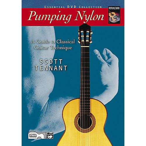 Alfred Pumping Nylon DVD-thumbnail