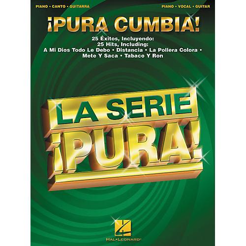 Hal Leonard Pura Cumbia Spanish Piano, Vocal, Guitar Songbook