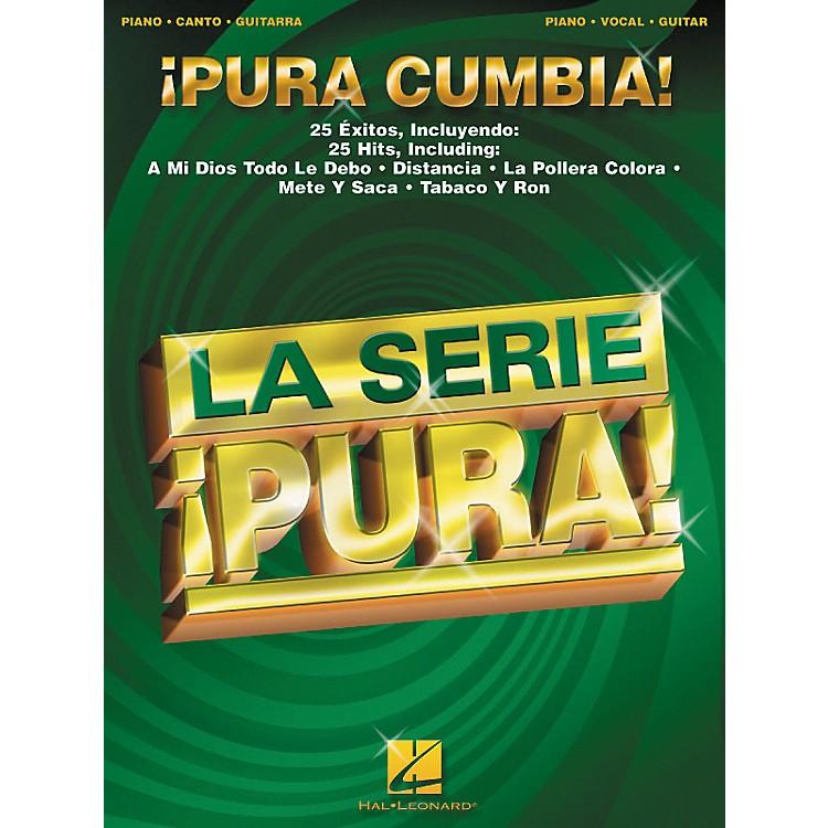 Hal LeonardPura Cumbia Spanish Piano, Vocal, Guitar Songbook