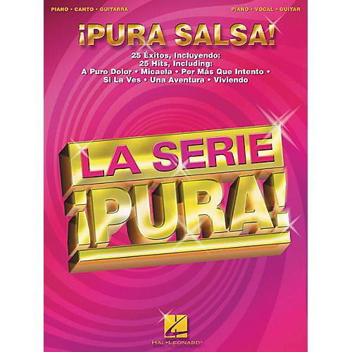 Hal Leonard ¡Pura Salsa! Songbook-thumbnail