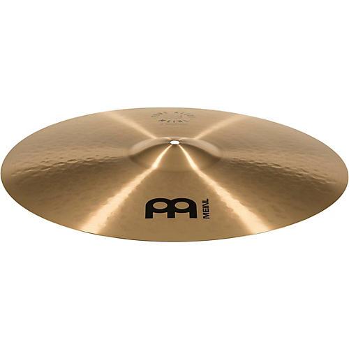 Meinl Pure Alloy Traditional Medium Crash Cymbal-thumbnail