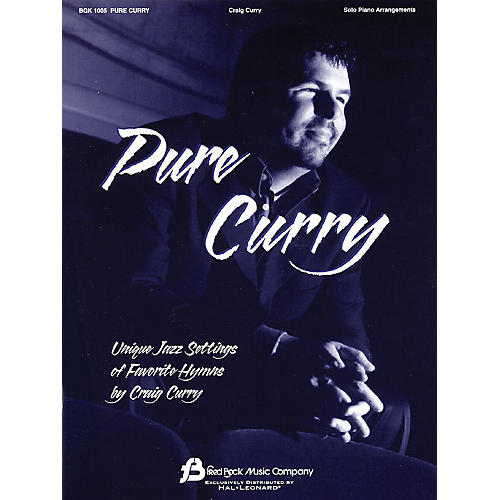 Fred Bock Music Pure Curry (Unique Jazz Settings of Favorite Hymns) Fred Bock Publications Series by Craig Curry-thumbnail