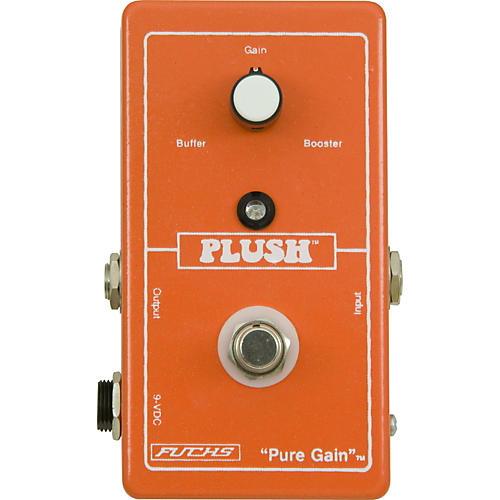 Plush Pure Gain Boost Guitar Effects Pedal