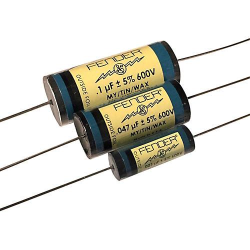 Fender Pure Vintage BLUE Amplifier Capacitors .1 - 600V MTW