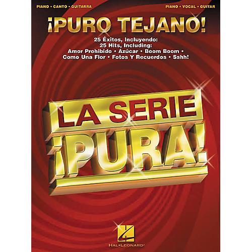 Hal Leonard ¡Puro Tejano! Songbook-thumbnail