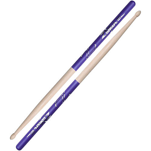 zildjian purple dip drum sticks musician 39 s friend. Black Bedroom Furniture Sets. Home Design Ideas