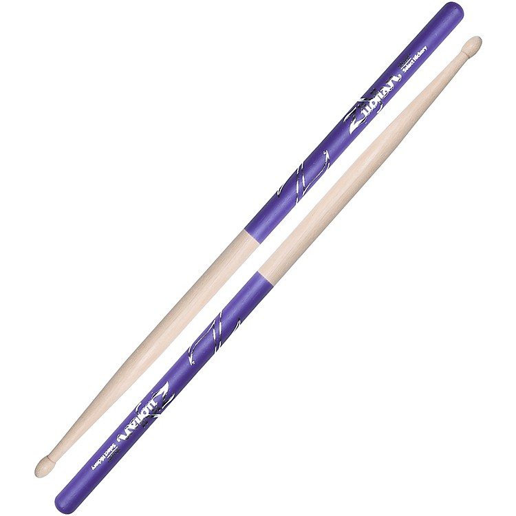ZildjianPurple DIP DrumsticksWood5B