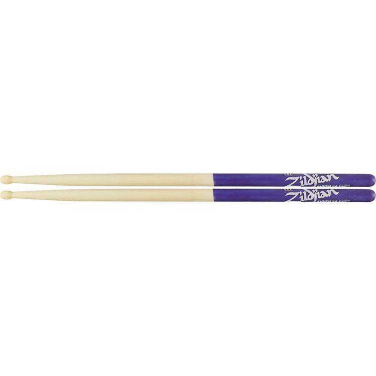 ZildjianPurple DIP DrumsticksNylon5A