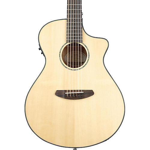 Breedlove Pursuit 12-String Acoustic-Electric Guitar Natural