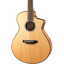 Breedlove Pursuit Concert CE Sitka - Mahogany Acoustic-Electric Guitar Gloss Natural
