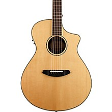 Breedlove Pursuit Concert CE Sitka Spruce - Bubinga Acoustic-Electric Guitar Natural