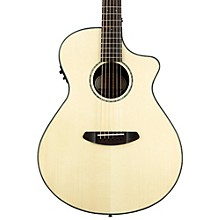 Breedlove Pursuit Concert Ebony Acoustic-Electric Guitar
