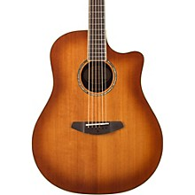 Breedlove Pursuit Concert IR CESB Acoustic-Electric Guitar Gloss Sunburst