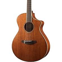 Breedlove Pursuit Concert MH CES Acoustic-Electric Guitar Level 1 Natural