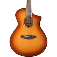 Breedlove Pursuit Concert MP CESB Acoustic-Electric Guitar Gloss Sunburst