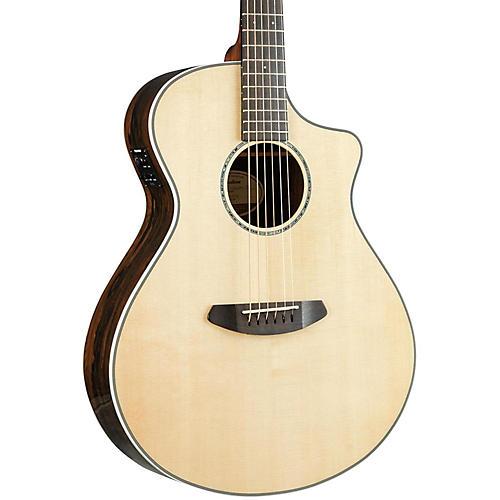 Breedlove Pursuit Concert Ziricote Acoustic-Electric Guitar Gloss Natural