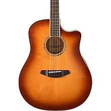 Breedlove Pursuit Dreadnought MP CESB Acoustic-Electric Guitar Gloss Sunburst