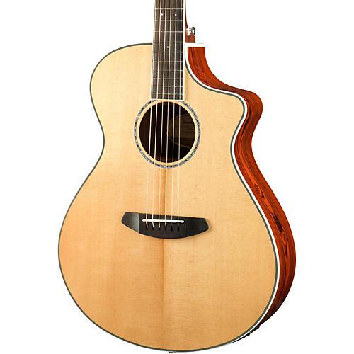 Breedlove Pursuit Exotic Concert CE Sitka Spruce - Cocobolo Acoustic-Electric Guitar-thumbnail