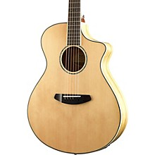 Breedlove Pursuit Exotic Concert CE Sitka Spruce - Myrtlewood Acoustic-Electric Guitar Gloss Natural