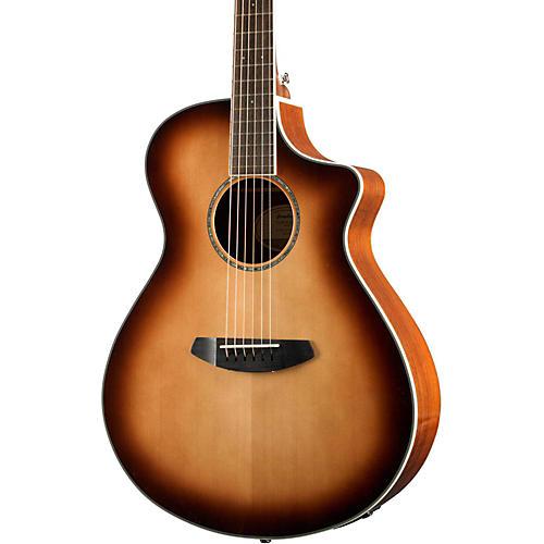 Breedlove Pursuit Exotic Concert Sunburst CE Sitka Spruce - Australian Blackwood Acoustic-Electric Guitar-thumbnail