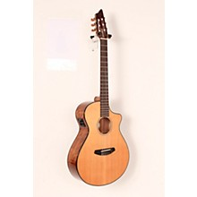 Breedlove Pursuit Nylon Acoustic-Electric Guitar Level 2 Natural 190839102812