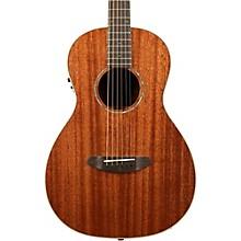 Open BoxBreedlove Pursuit Parlor Mahogany Acoustic Guitar