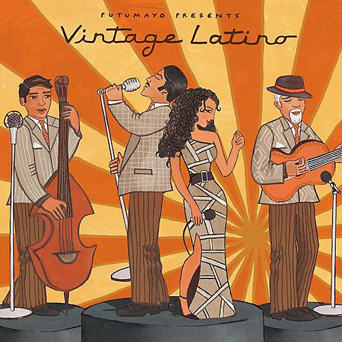 Alliance Putumayo Presents - Vintage Latino