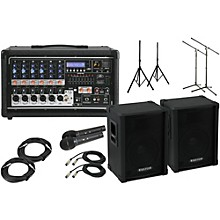 "Peavey Pvi6500 with KPC12 12"" Speaker PA Package"