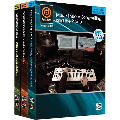 Alfred Pyramind Training Series Three-Book & DVD Set-thumbnail