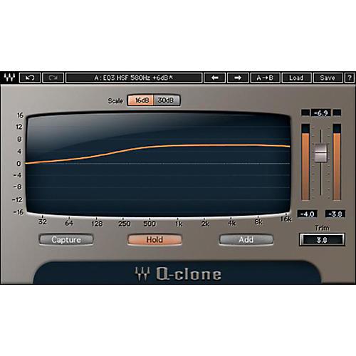 Waves Q Clone Native/TDM/SG Software Download-thumbnail