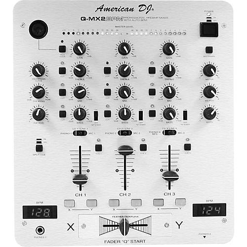 American Audio Q-MX2BPM Scratch Mixer with BPM-thumbnail
