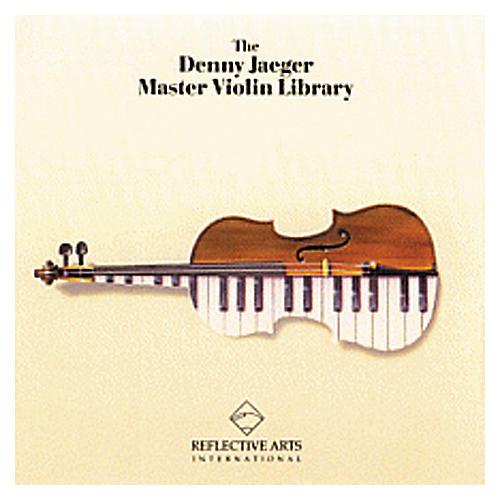 Tascam Q-Up: Denny Jaeger Master Violin Library Giga CD