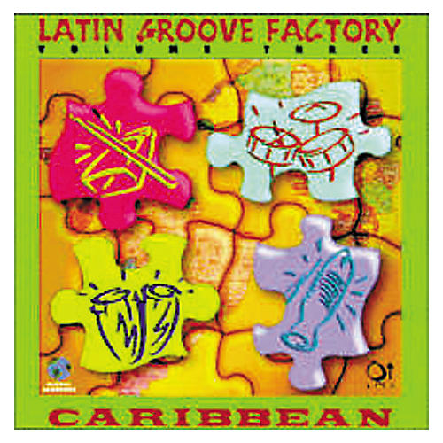 Tascam Q-Up: Latin Groove Factory, Volume 3-Carribbean Giga CD