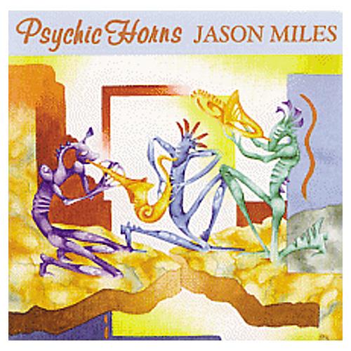 Tascam Q-Up: Psychic Horns by Jason Miles Giga CD