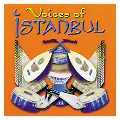 Tascam Q-Up: Voices of Istanbul Giga CD-thumbnail