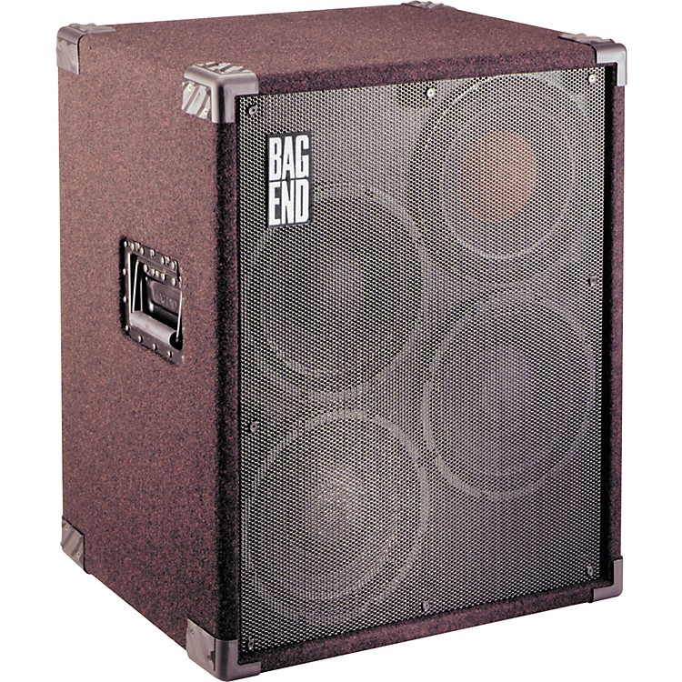 Bag End Q10BX-D 4x10 Bass Cabinet