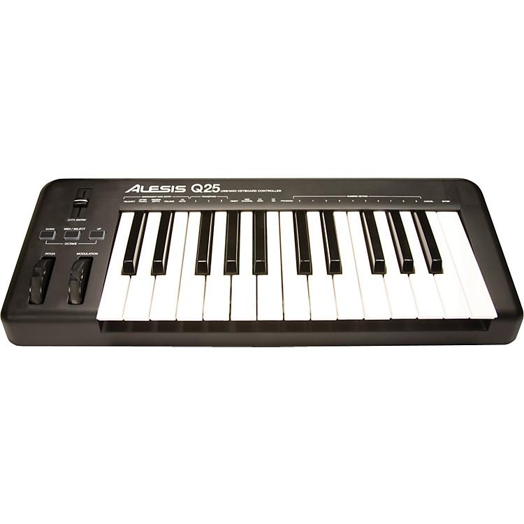 AlesisQ25 25-Key Keyboard MIDI Controller