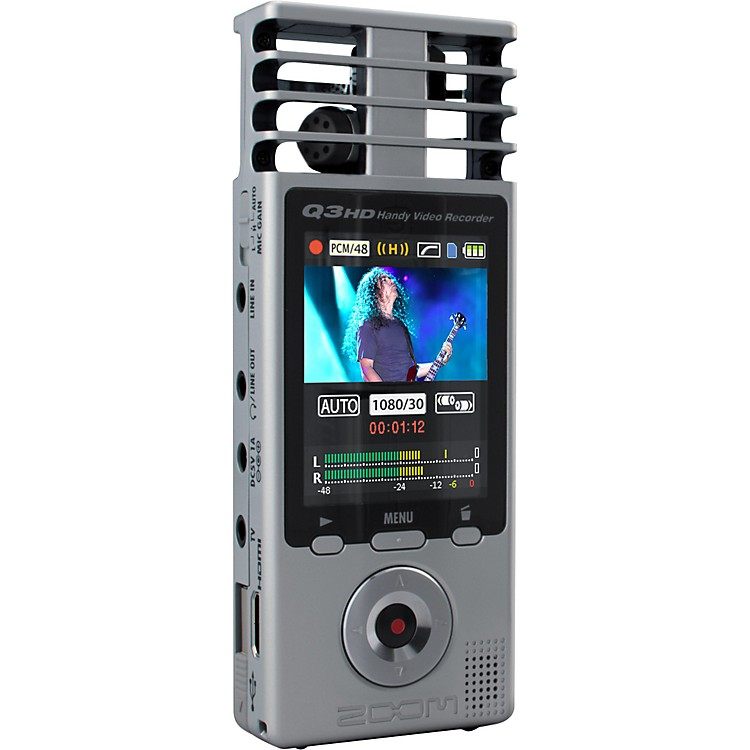 Zoom Q3HD Handy Video Recorder