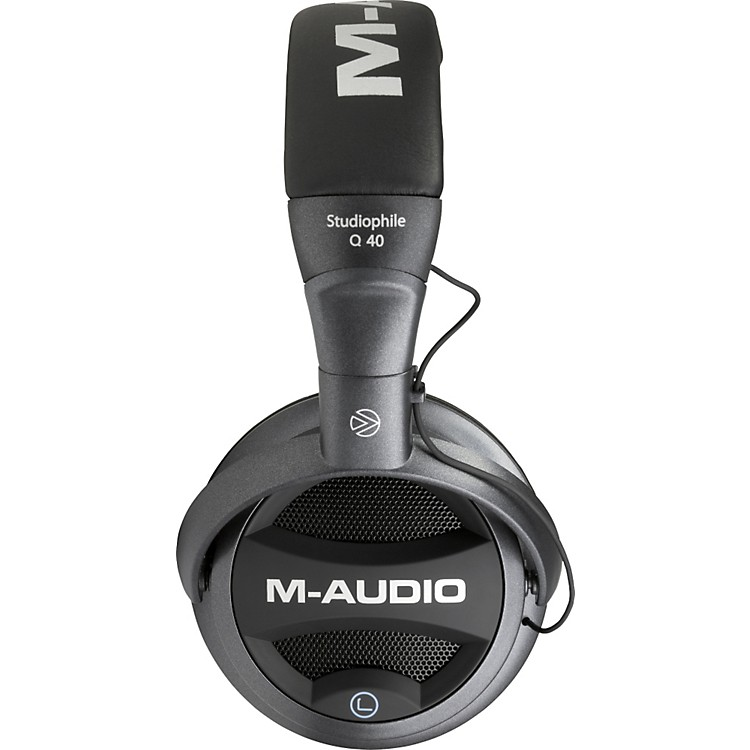 M-Audio Q40 Studiophile Dynamic Headphones